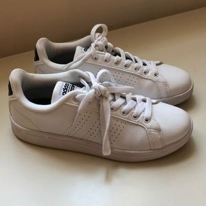 Adidas cloudfoam sneakers - women's size 7.5